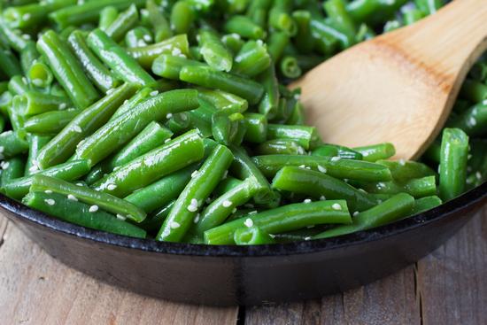 Зеленая (стручковая) фасоль