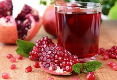 Гранатовый сок: польза и вред