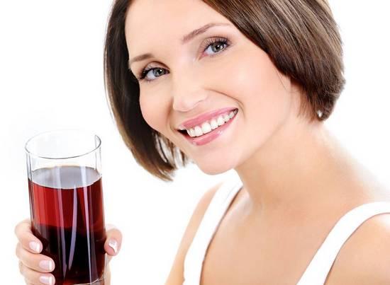 Ценность гранатового сока для здоровья женщины