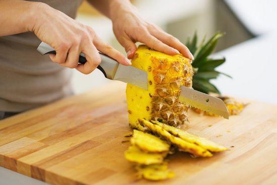Консервированные ананасы: польза и вред для здоровья
