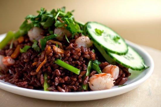 о пользе и вреде красного риса