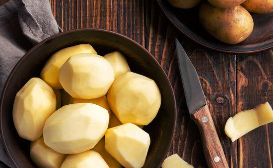 Польза и вред сырого картофеля для организма