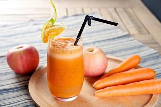 Полезные свойства моркови для печени