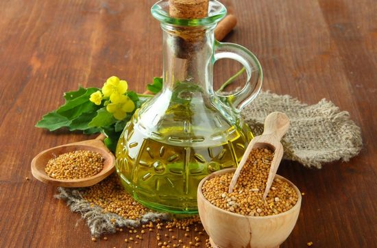 Полезные свойства горчичного масла для здоровья