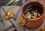 Варенье из грецких орехов: польза