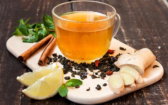 Как выбрать имбирный чай?