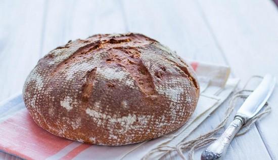 Особенности хлеба, приготовленного на закваске