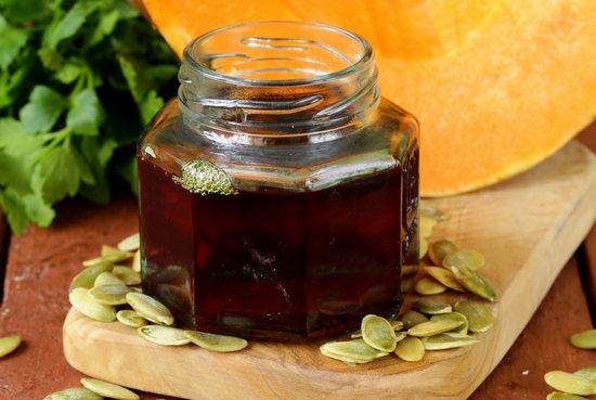 В чем польза тыквенного масла?