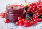 Варенье из калины: польза и вред, рецепты