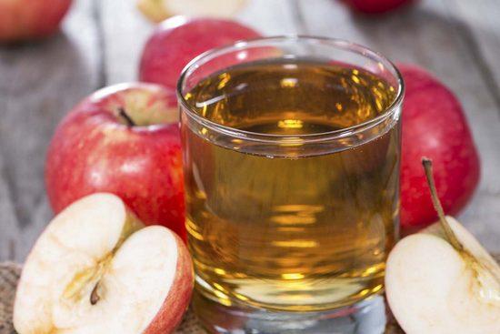 яблочный уксус от вирусов