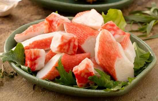 Крабовое мясо: польза и вред для здоровья