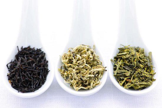 Изображение - Зеленый чай для суставов польза и вред black-white-green-tea