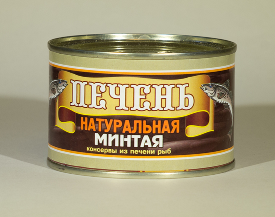 Печень минтая (консервы): польза и вред
