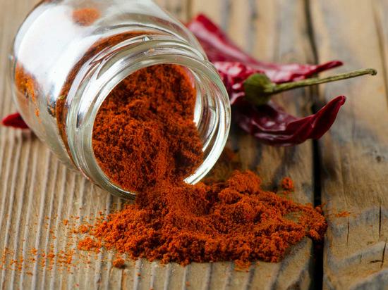 польза красного перца