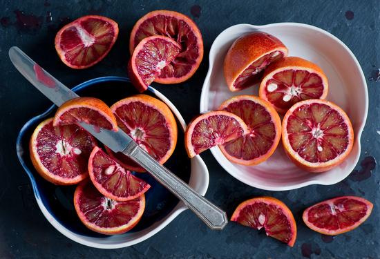 Красный апельсин: польза и вред
