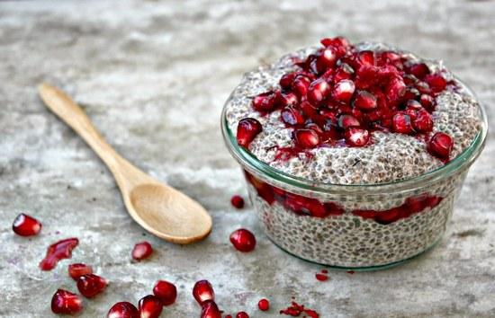 Польза семян чиа для здоровья