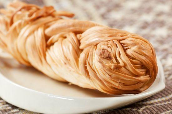 Сыр косичка: польза и вред