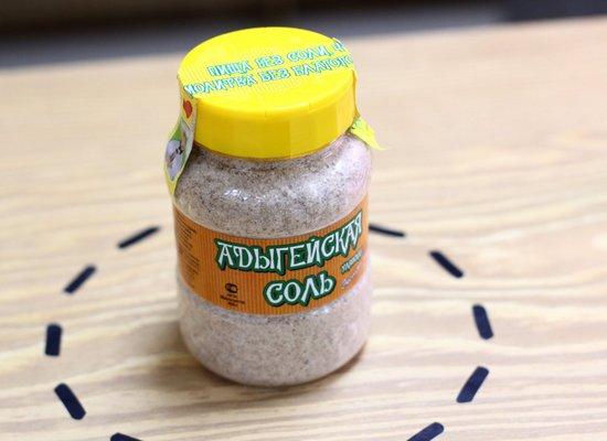 Польза и вред адыгейской соли