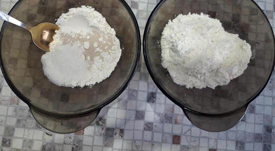 Заварной хлеб приготовление