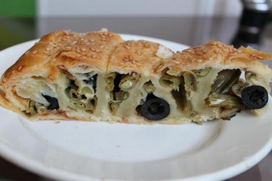 пирог «Маслинка»