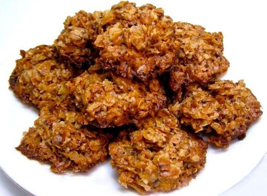 Испечь овсяное печенье