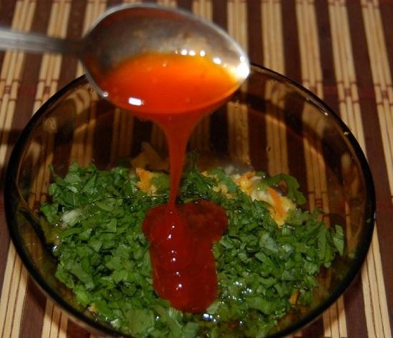 острый соус Чили
