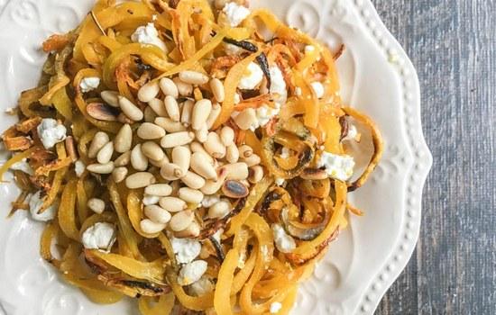 блюда с кедровыми орехами