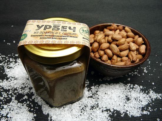 Урбеч из арахиса: польза и вред