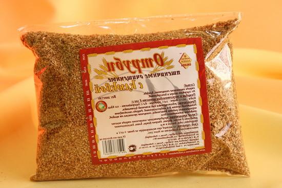 Свойства пшеничных отрубей