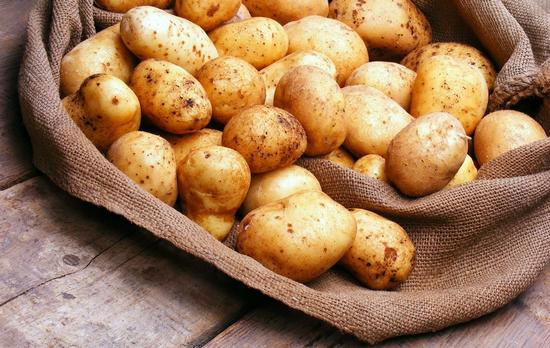 Сырой картофель: польза и вред
