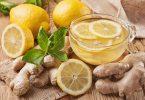 Чай с имбирем: польза и вред