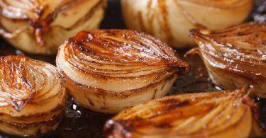 Печеный лук: польза и вред