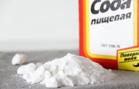 Пищевая сода: польза и вред