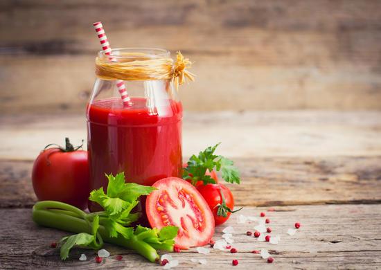Как пить с пользой томатный сок?