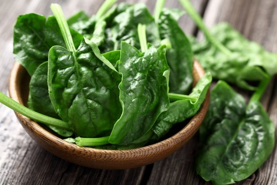 В чем польза шпината для здоровья?