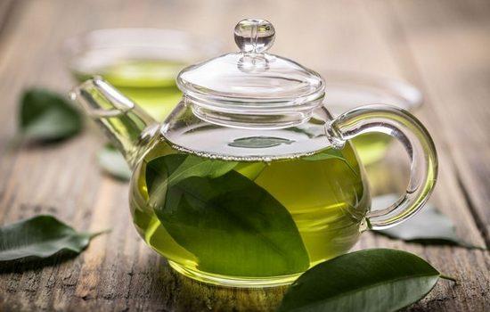 какая польза от зеленого чая