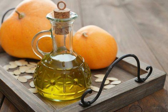 Тыквенное масло: польза