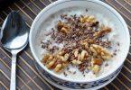 Каша из семян льна: польза и вред