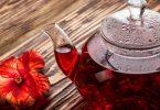 Чай каркаде: польза и вред