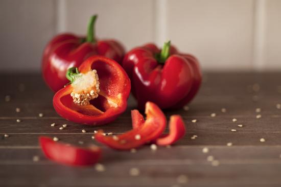 Красный болгарский перец: польза