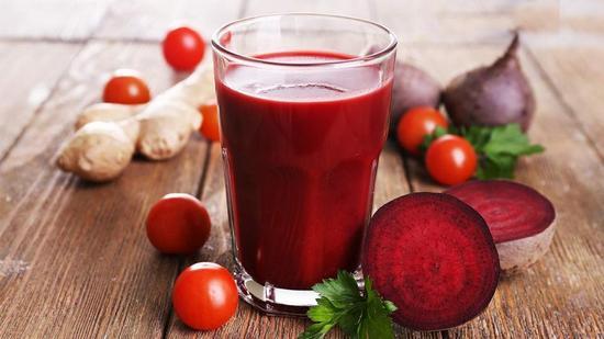 Свекольный сок: польза и вред