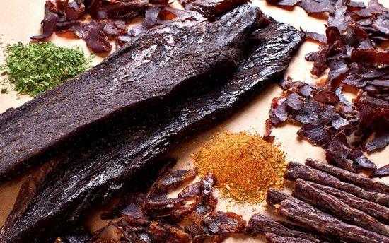 Вяленое мясо: польза и вред