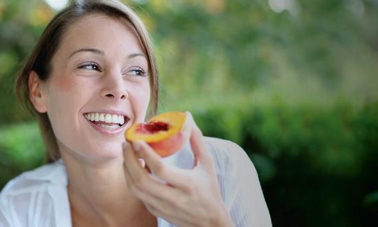 Персики и диета