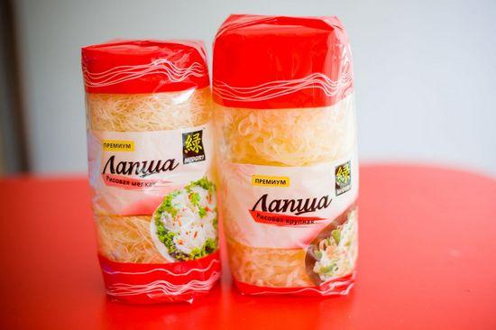 Рисовая лапша: польза и вред