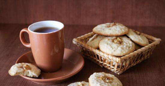 имбирное печенье из рисовой муки