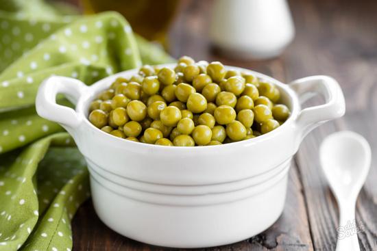 Зеленый горошек консервированный: польза и вред для здоровья