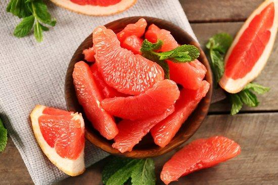 Грейпфрут: польза и вред