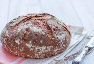 Полезные свойства хлеба на закваске: