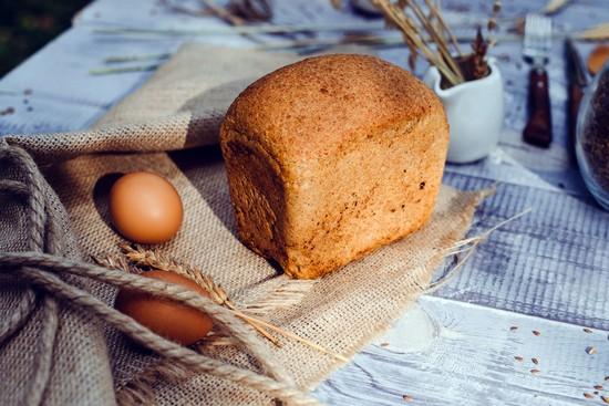 Полезные качества отрубного хлебушка: