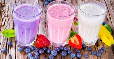 Польза и вред молочных коктейлей